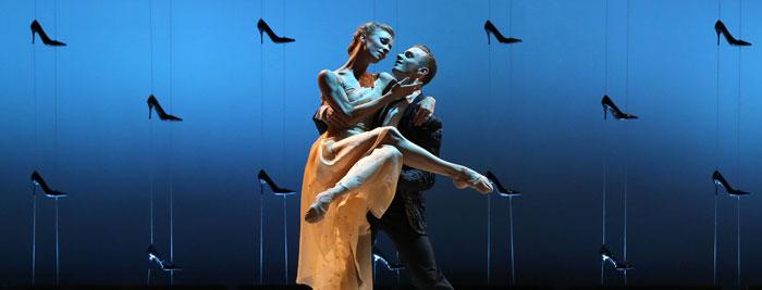 Malandain Ballet Biarritz representa Cendrillon