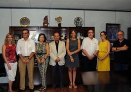 Jurado premios Solidarios ONCE Aragón