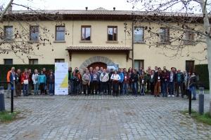 REPLIM foto de grupo Jornada Ibones y Turberas en Boltaña