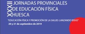 Jornadas provinciales de educación física Huesca