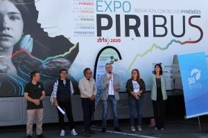 El Alcalde de Jaca presenta la Expo Piribus